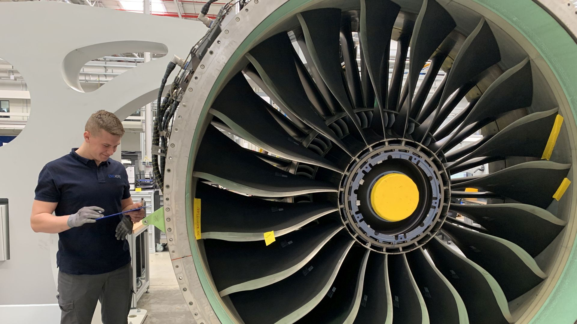 EME Aero, the engine services joint venture between Lufthansa Technik AG and MTU Aero Engines AG,