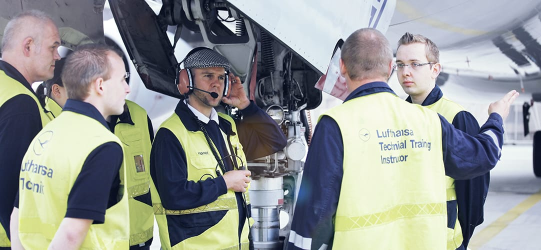 Lufthansa Technical Training GmbH (LTT) is our provider of training and qualification programs for the aviation industry. Everything that technical staff of maintenance and repair companies and related industries needs to know is covered by their courses.