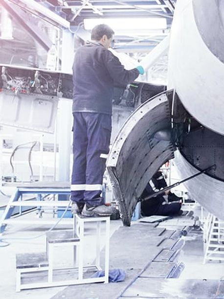 Lufthansa Technik Sofia - Aircraft Overhauls in Eastern Europe