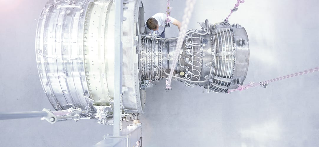 Engine Services - Aircraft Maintenance | Lufthansa Technik