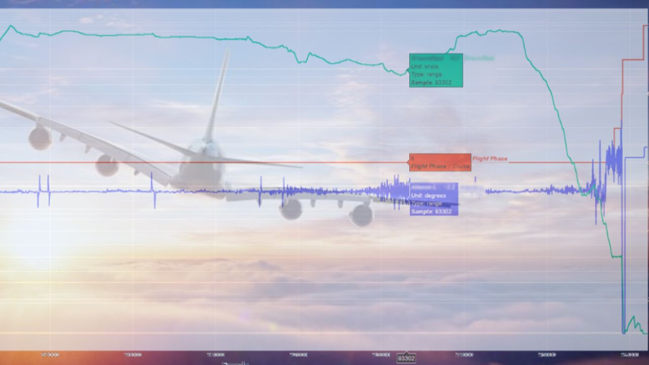 Flight Data Recorder (FDR) analysis service