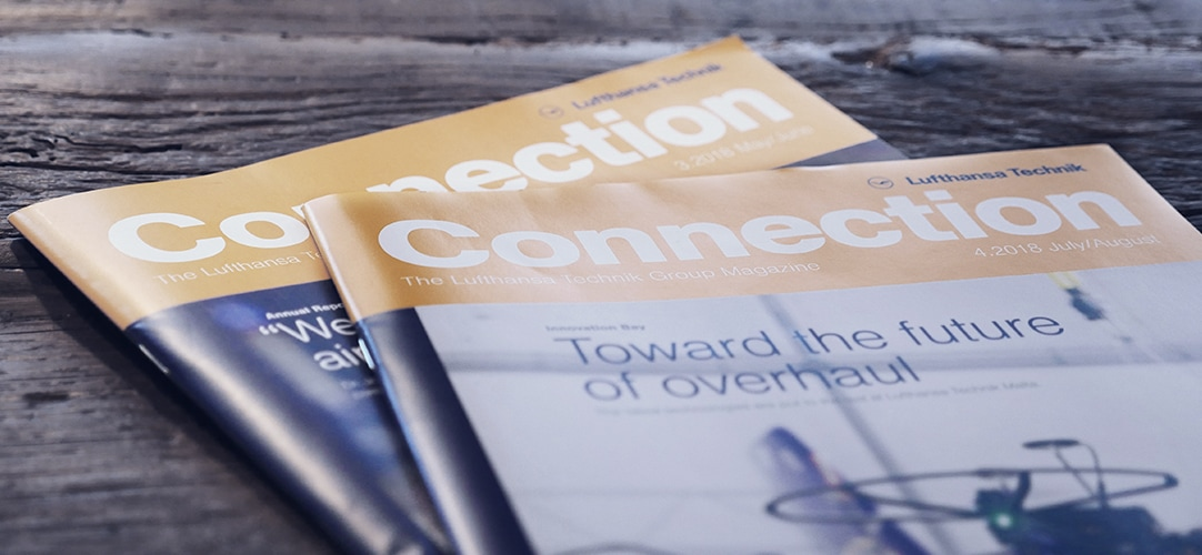Technik Connection - Lufthansa Technik's newsletter