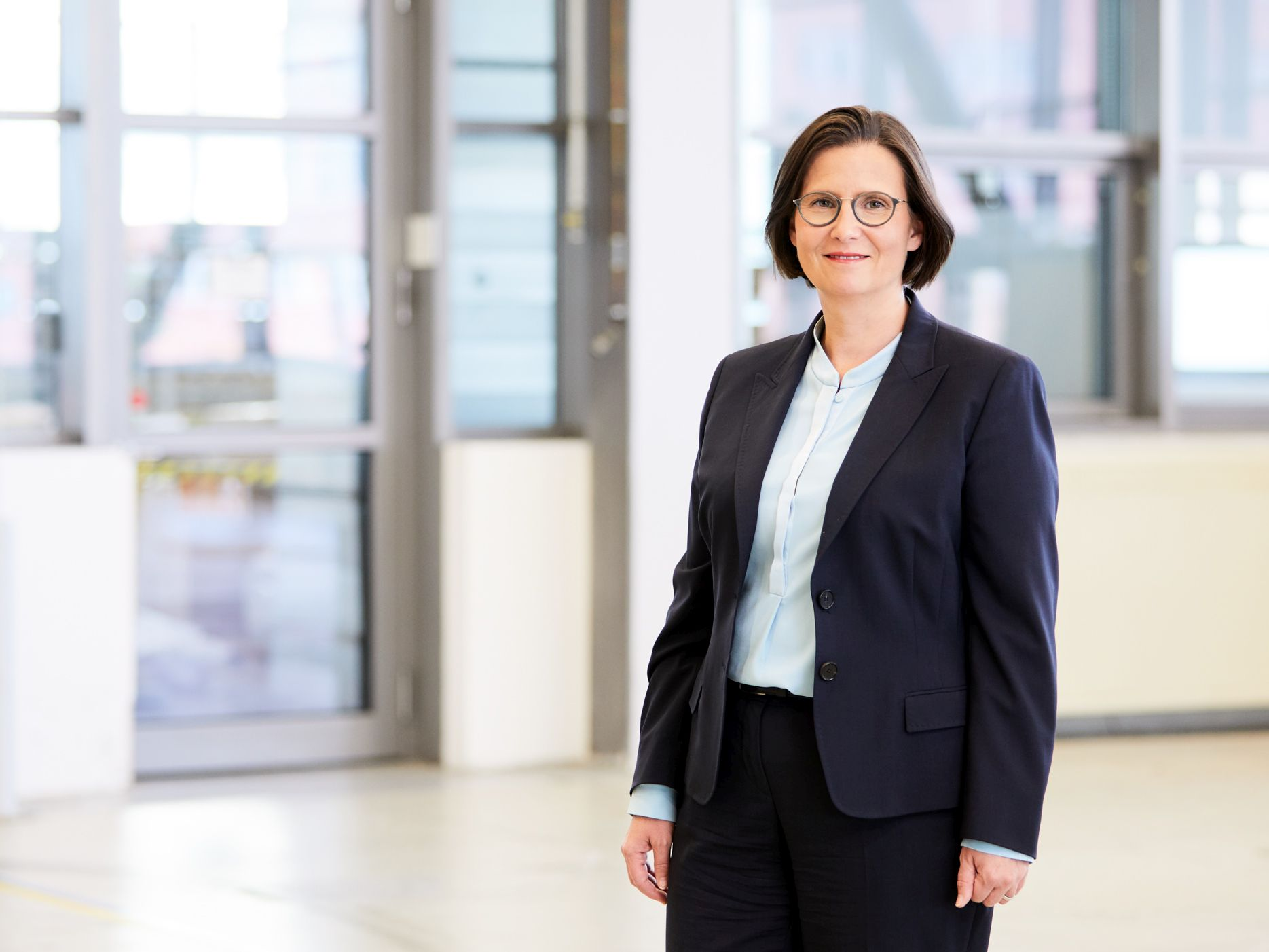 Constanze Hufenbecher,Chief Executive Finance, Corporate Services & VIP