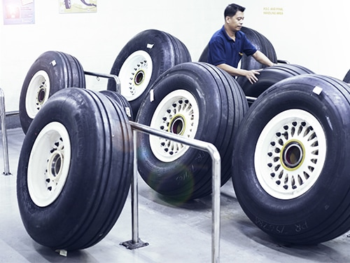 Aircraft Wheels Everything but reinventing