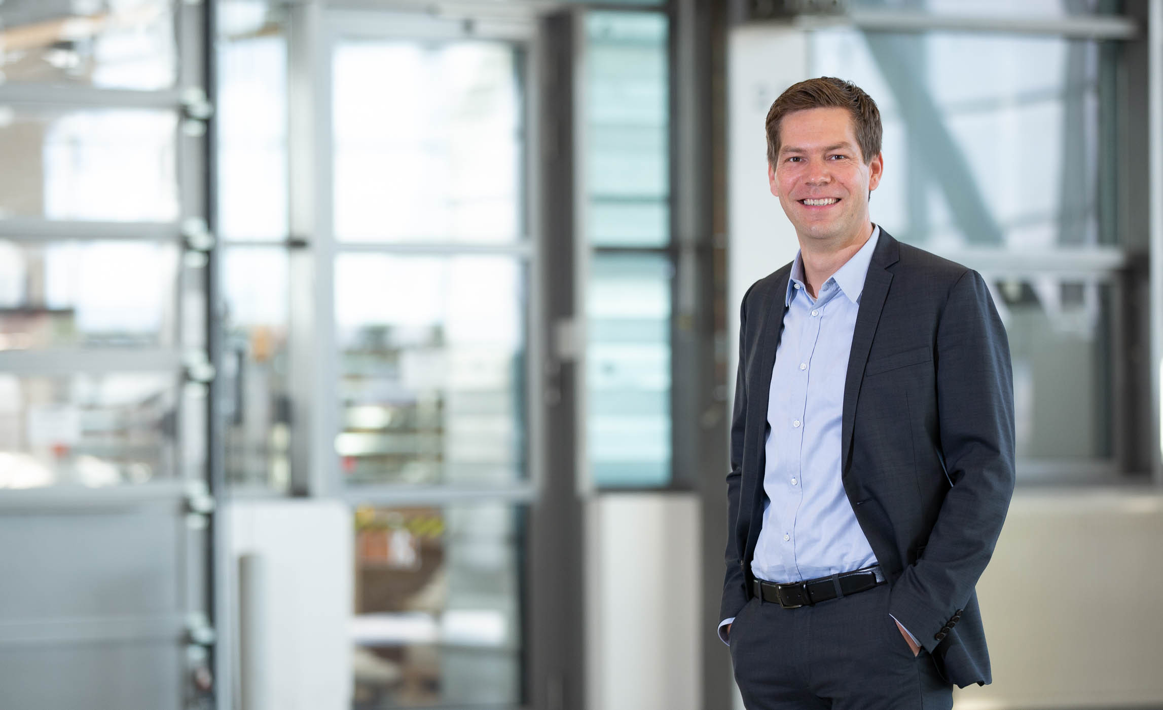 Torben Biehl, Head of GuideU and Lighting