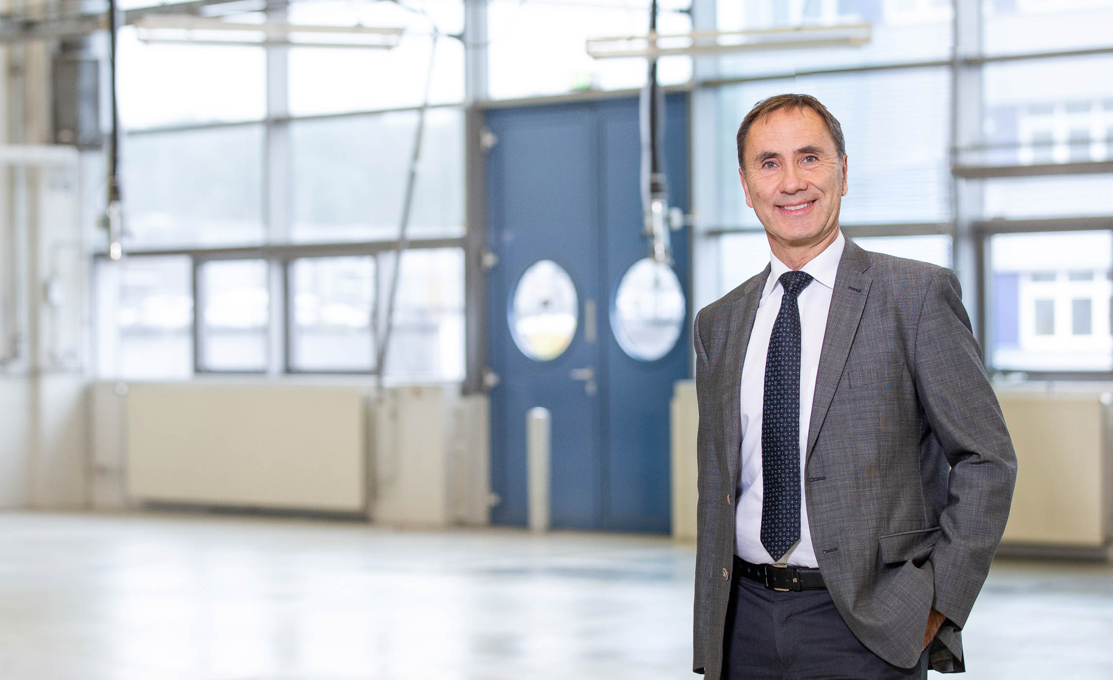 Andreas Gherman, Vice President and Head of Design Organization and Office of Airworthiness