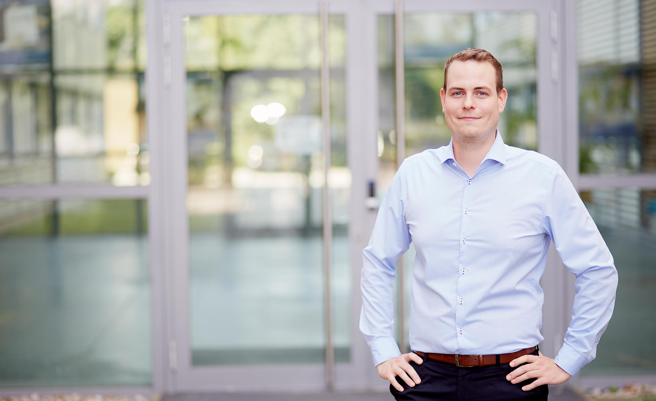 Jan Philipp Graesch, Product Sales Manager