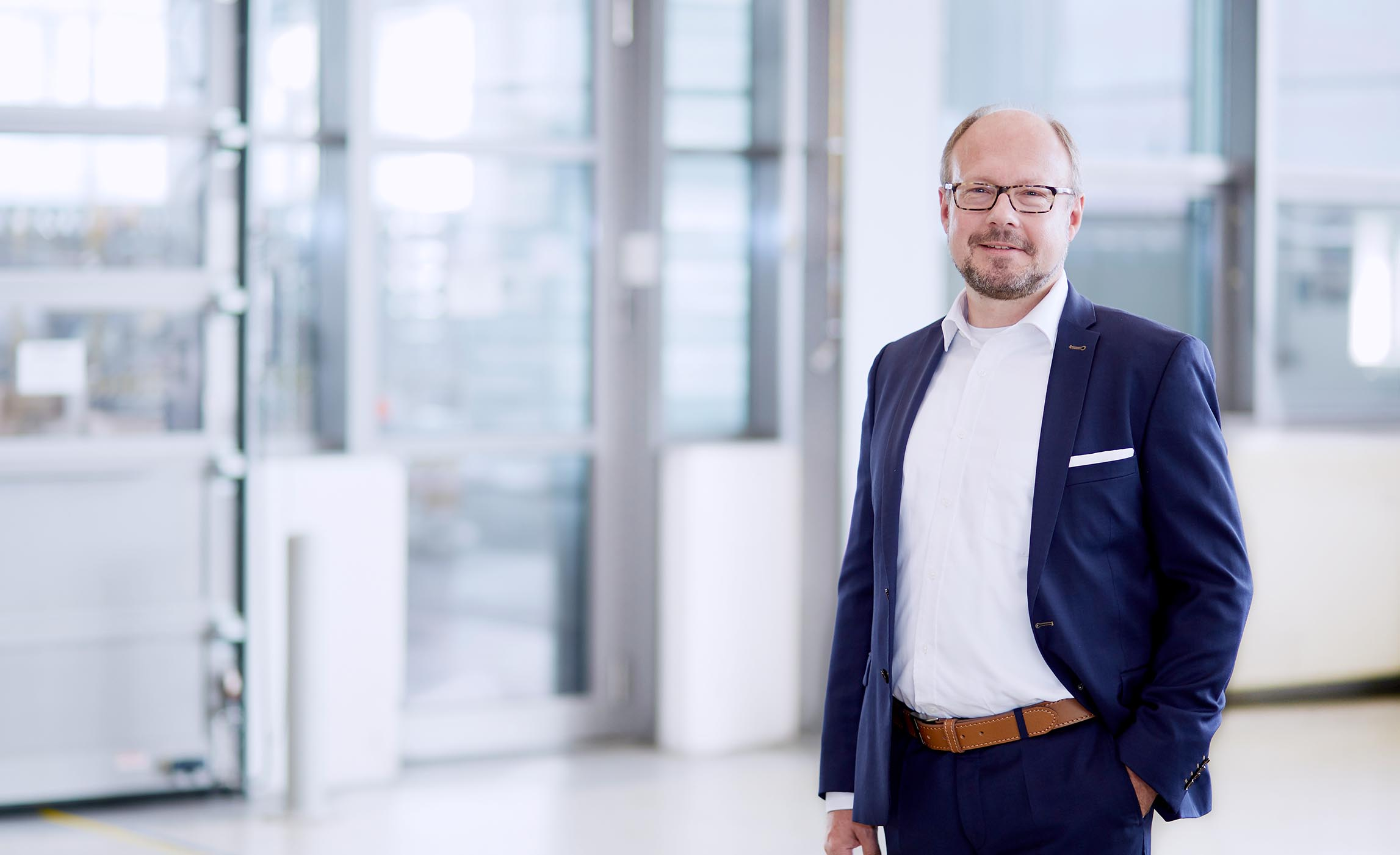 Jan Grube, Senior Sales Manager