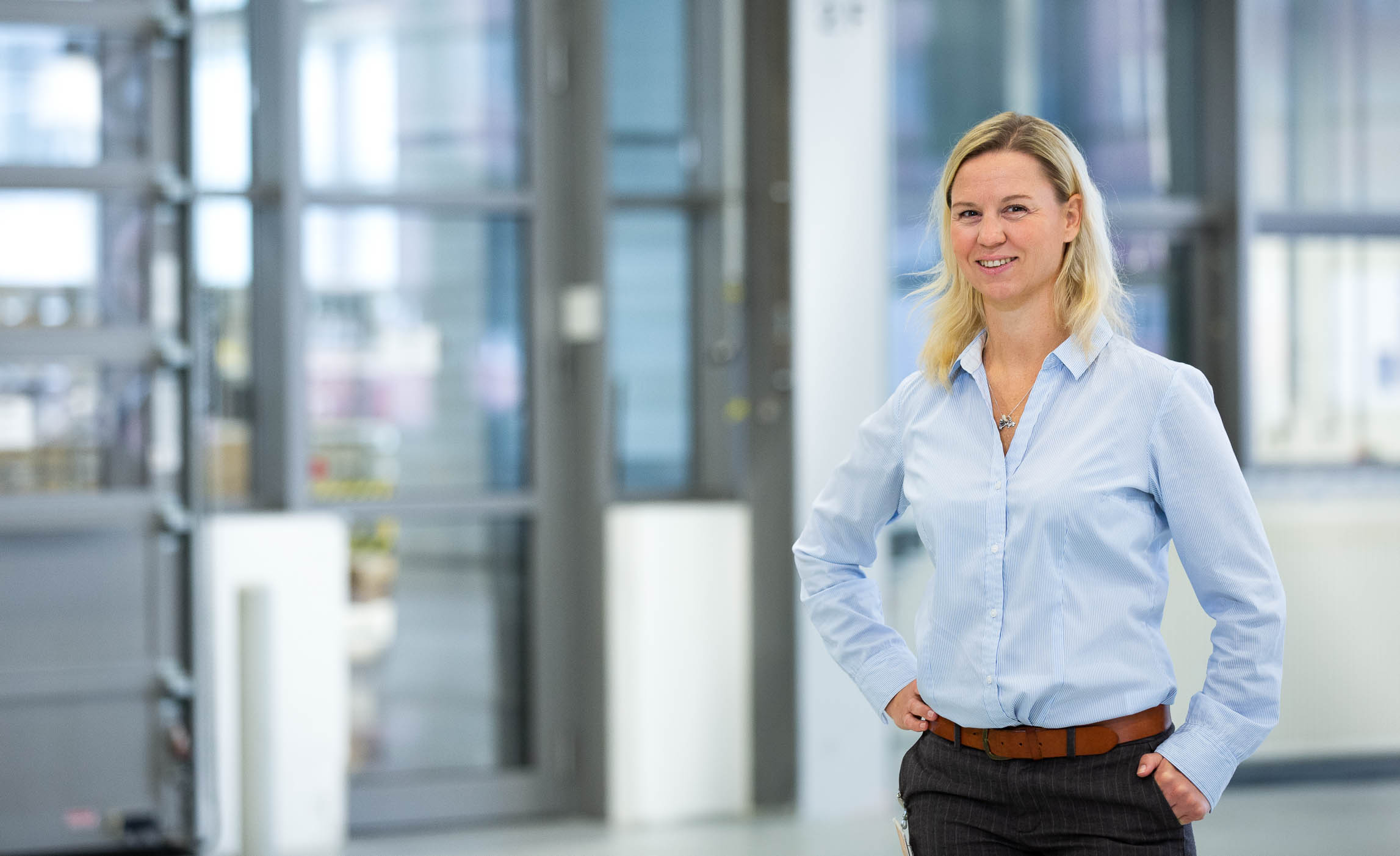 Kathraina Hansen, Head of Asset Management Airframe Related Components