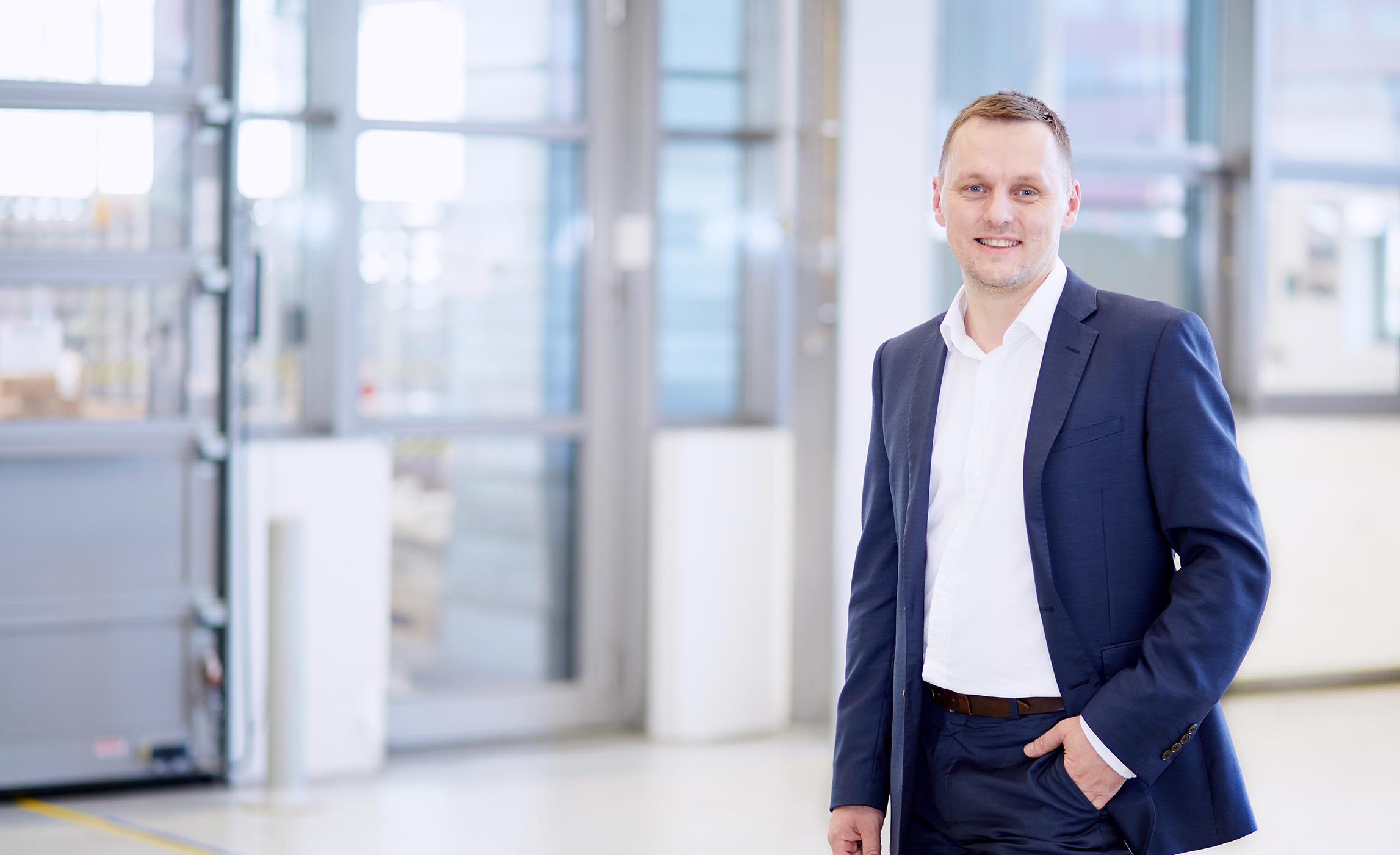 Tadas Jouzonis, Sales & Marketing Executive