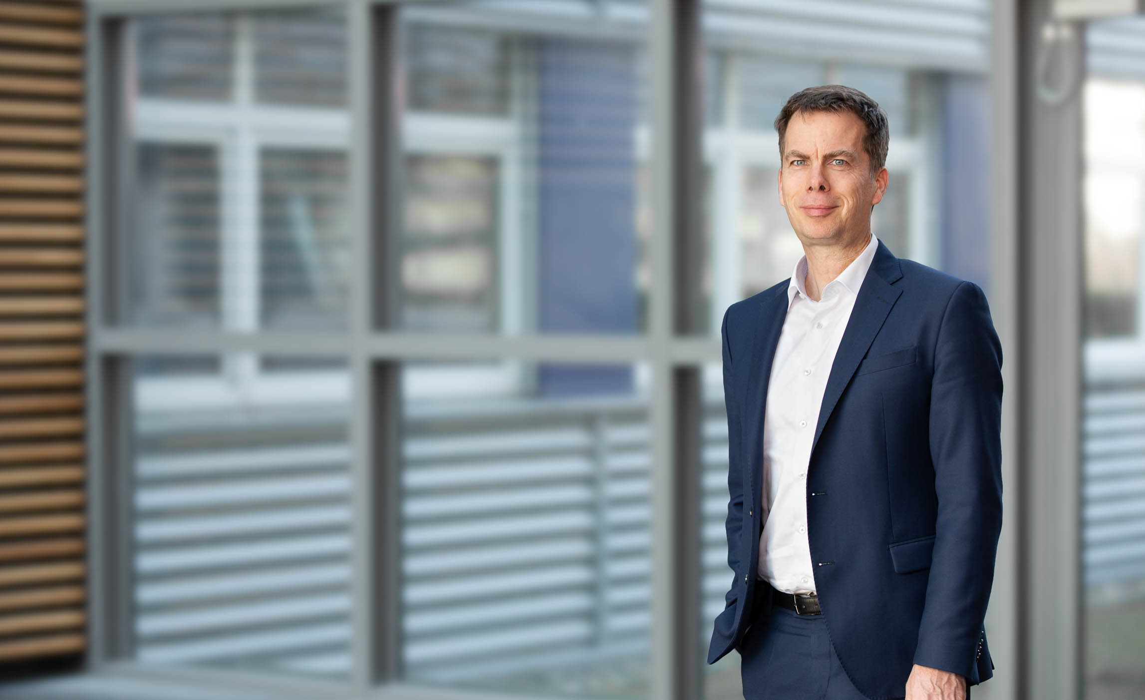 Christian Langer, Head of PD Digital Fleet Solutions
