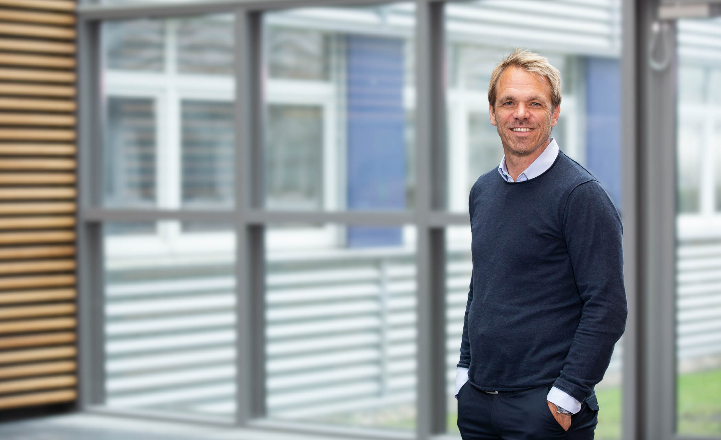 Jan Schmidt, Key Account Manager TIOS
