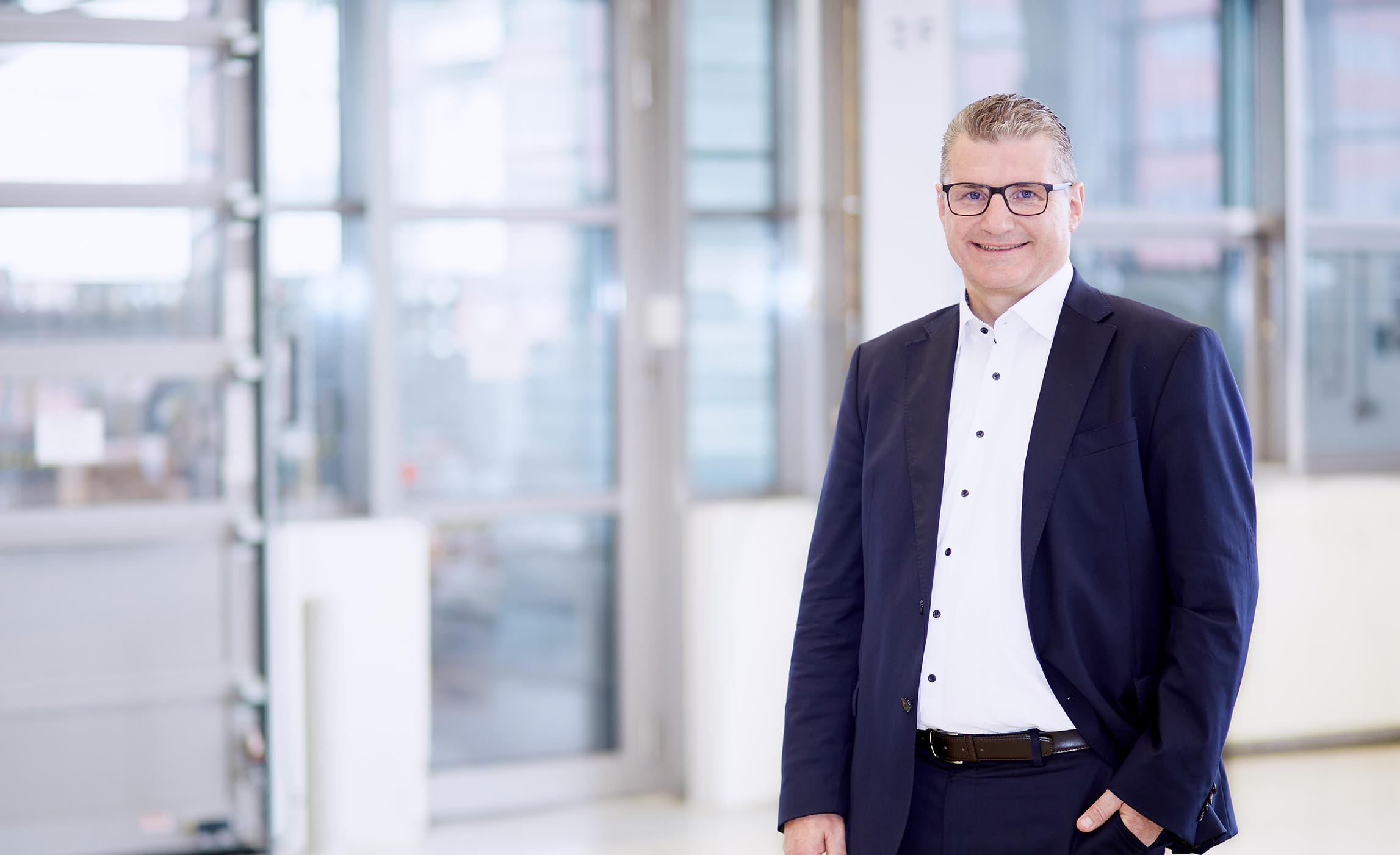 Henning Schumacher, Sales & Marketing Manager