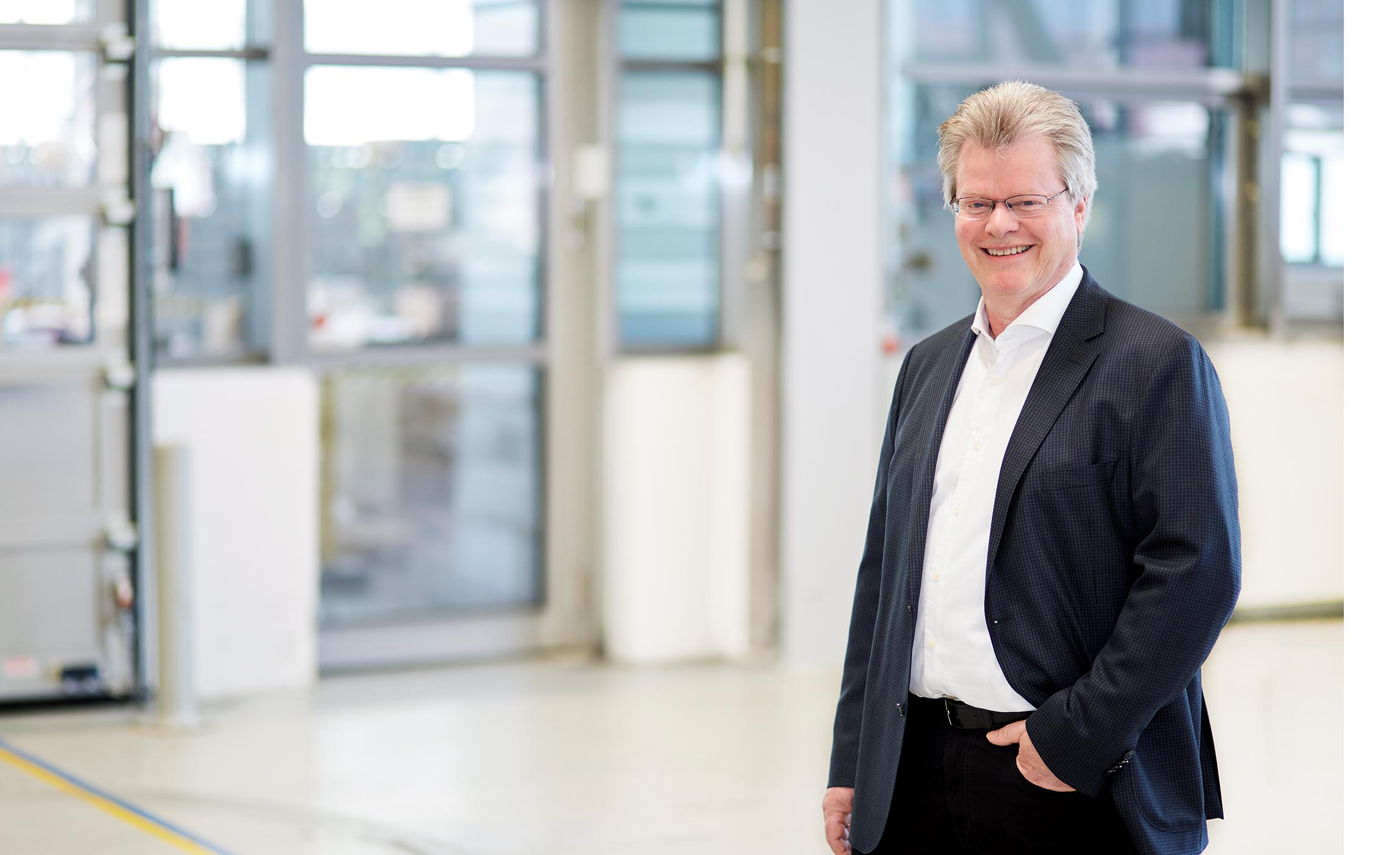 Claus Wollermann, Senior Sales Executive