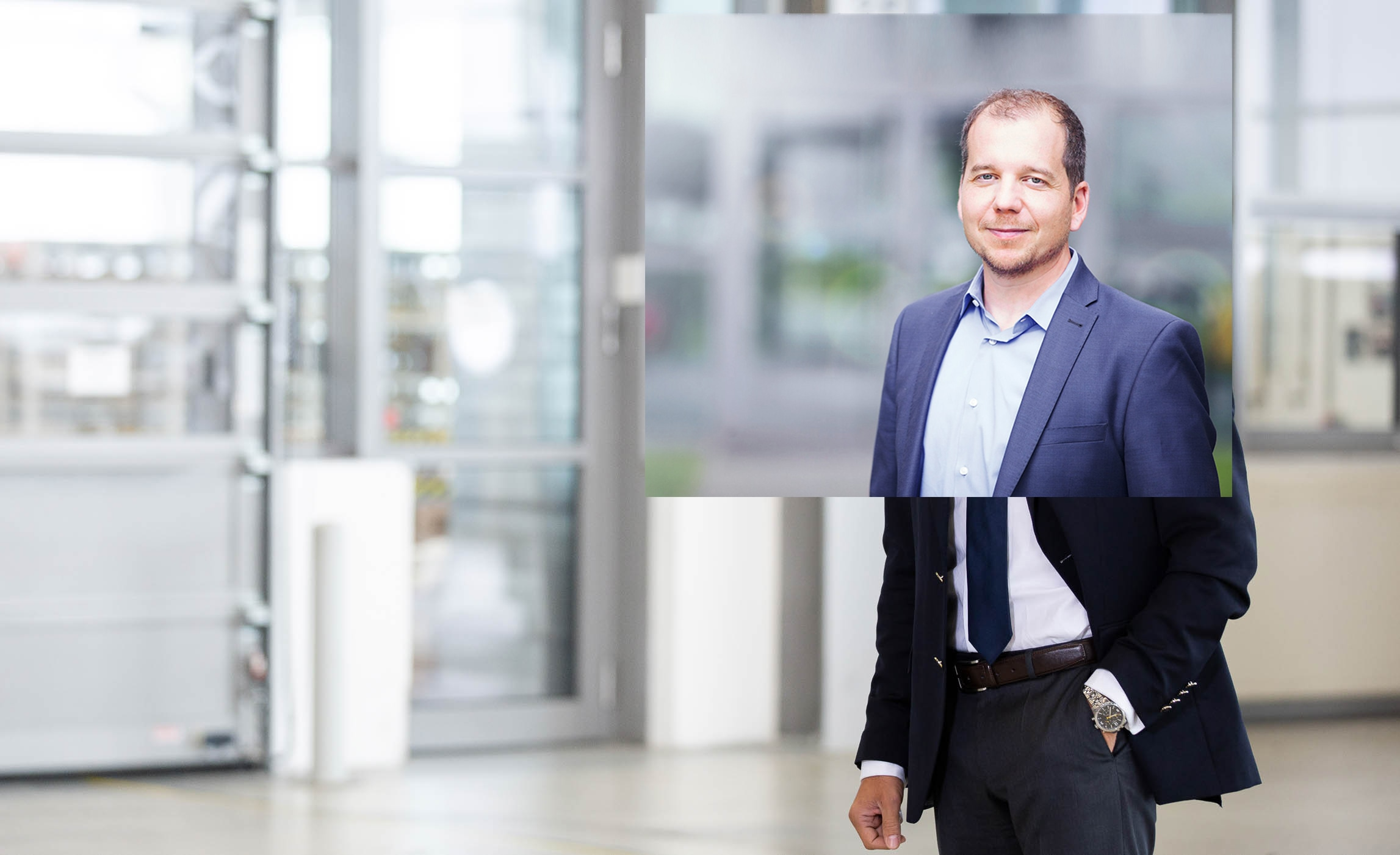 Stefan Steinberg, Sales Manager Connectivity