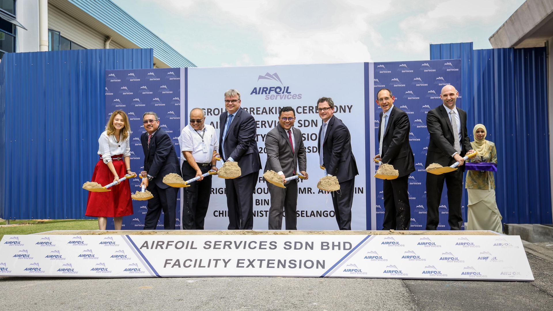 Airfoil repair specialist ASSB expands facility in Malaysia
