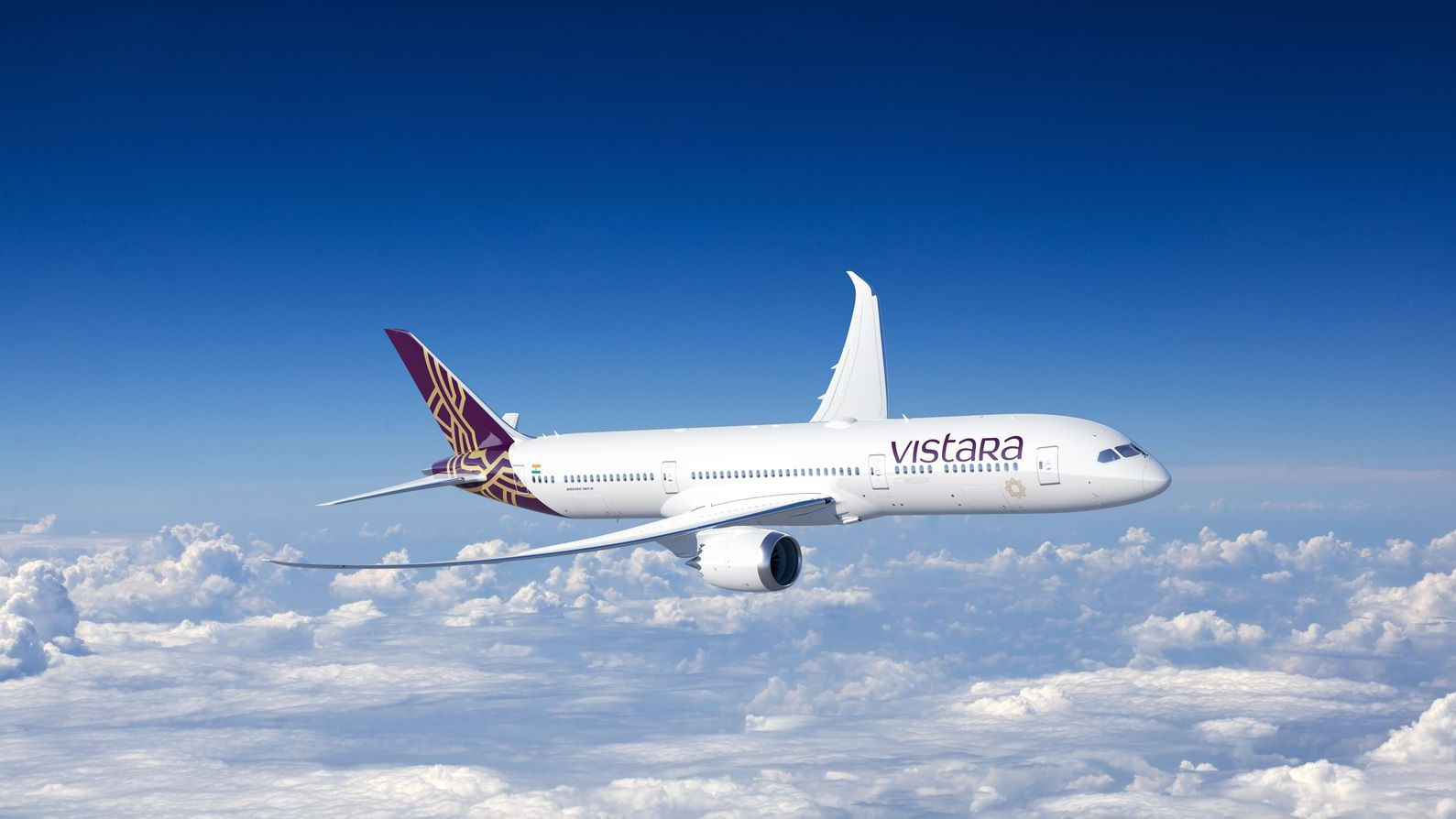 Component support for Vistara's Boeing 787 fleet