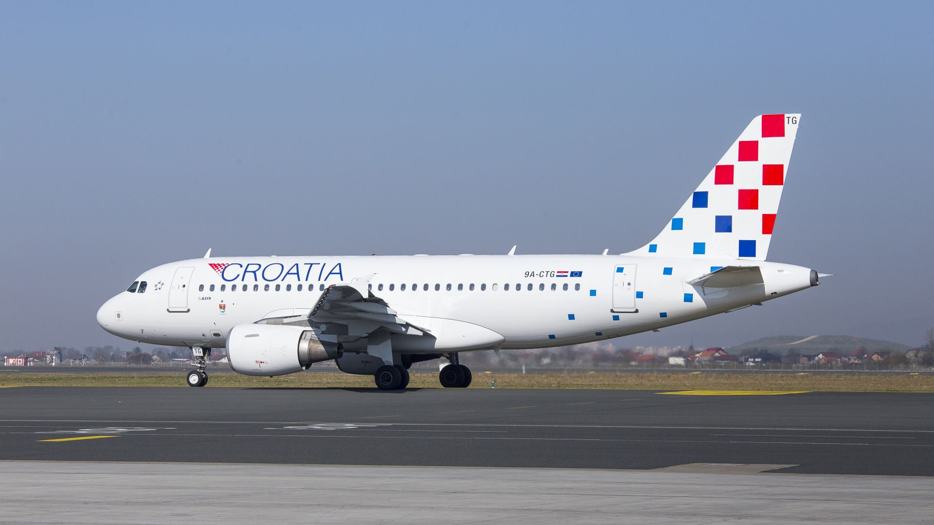 Croatia Airlines renews contracts - Component and APU services for A320 family