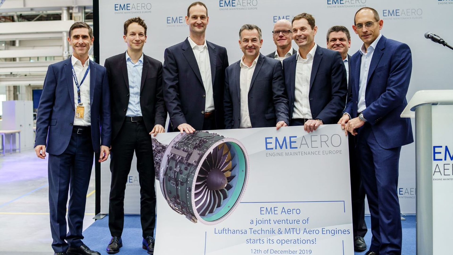 EME AERO has obtained EASA 145 certification as maintenance shop