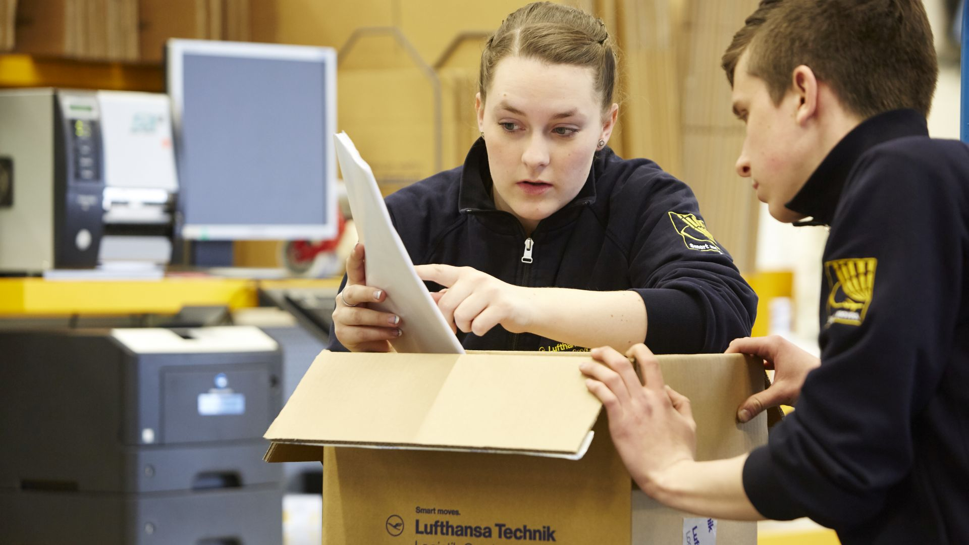 Lufthansa Technik intensifies its training efforts substantially