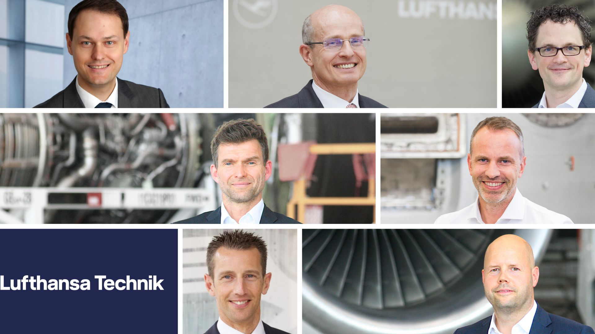 Lufthansa Technik - Personnel Changes Spring 2020