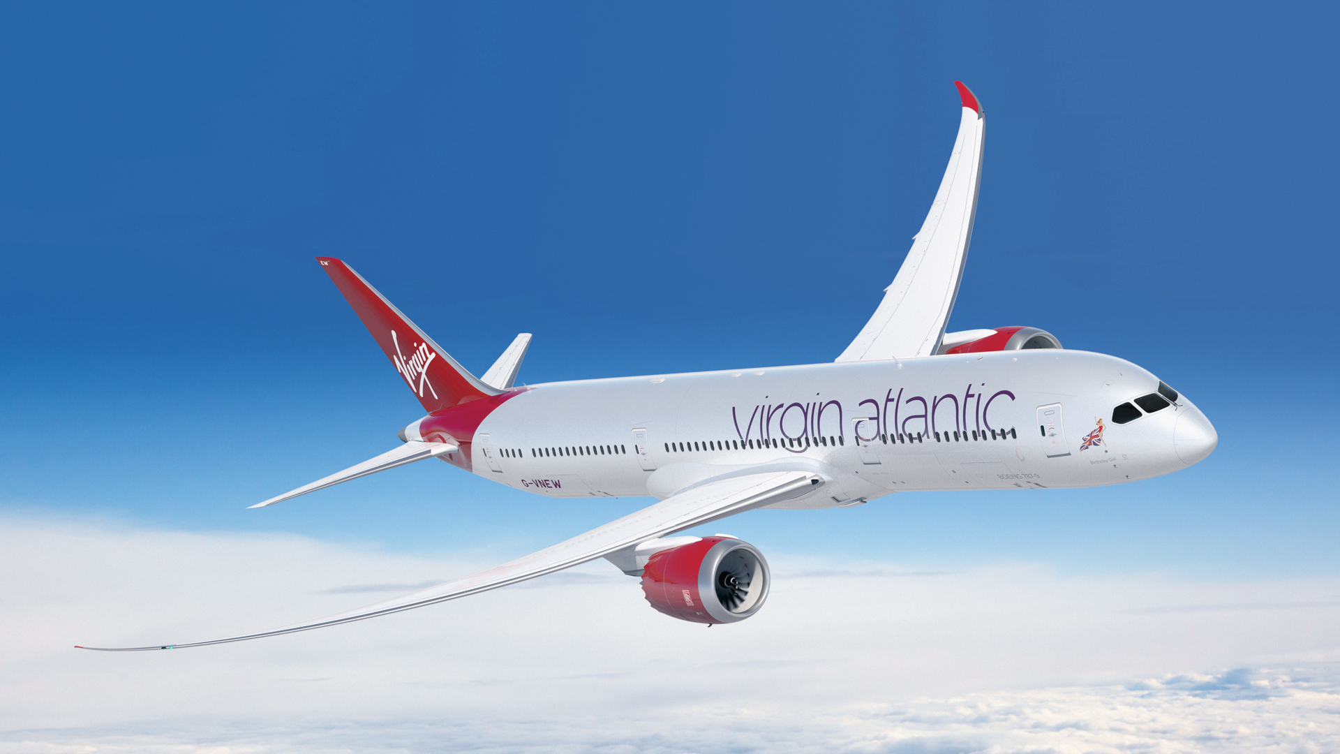 Virgin Atlantic first customer for Boeing 787 base maintenance